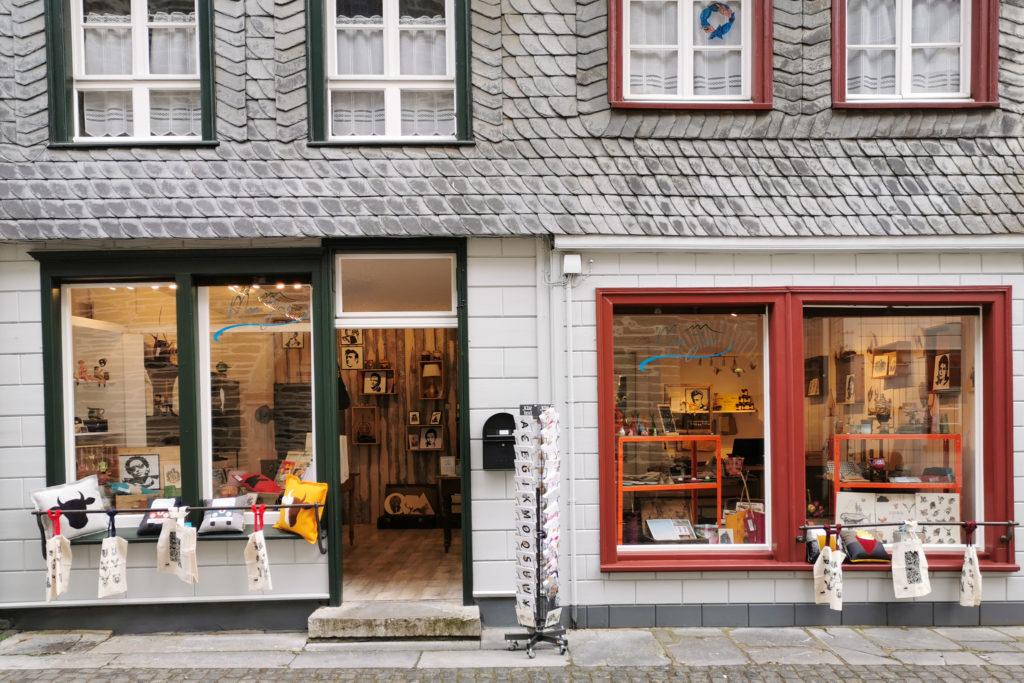 Mon Joie, der kleine Laden in Monschau